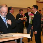 Gemeinschaftliche Abschlussfeier der diplomierten und ausgezeich