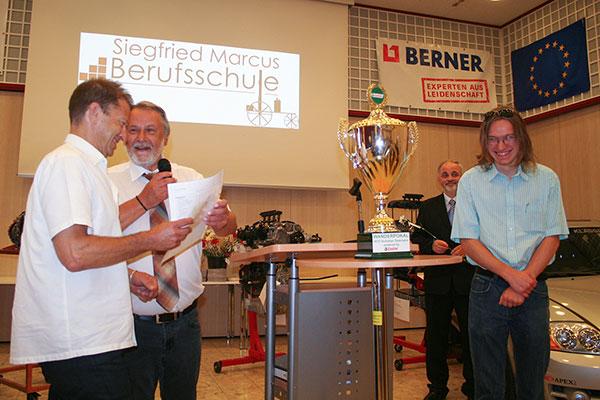 Abschlussfeier 2014-15 - Siegfried Marcus Berufsschule - 560