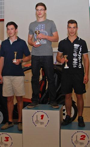 Landesmeisterschaften KFZ-Techniker - Siegfried Marcus Berufsschule