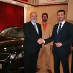 Toyota Frey stellt Lexus Hybrid als Schulungsfahrzeug zur Verfügung
