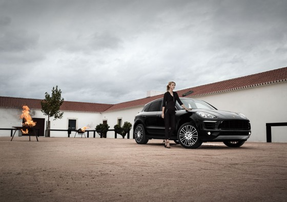 AEZ Strike Porsche Macan S