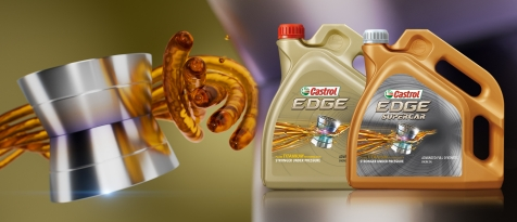 Castrol EDGE mit Fluid TITANIUM