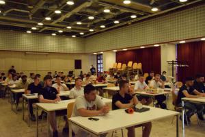 Abschlussfeier der Siegfried Marcus Berufsschule