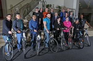 Abschlussprüfung zum Fahrradmonteur - 9