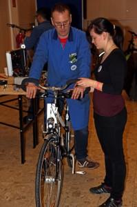 Abschlussprüfung zum Fahrradmonteur - 8
