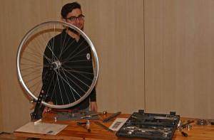 Abschlussprüfung zum Fahrradmonteur - 4