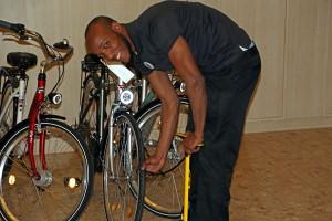 Abschlussprüfung zum Fahrradmonteur - 2