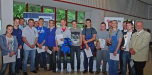 Landeslehrlingswettbewerb Wien - Alle Teilnehmer