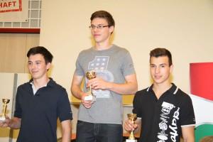 Die Sieger der Landesmeisterschaften KFZ TechnikerInnen