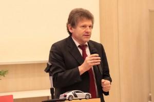 Berufschulinspektor Thomas Bäuerl
