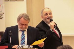ORS Ing. Berthold Kunitzky, BD OSR Markus Fuchs