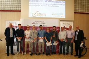 Abschlussfeier KFT 2017