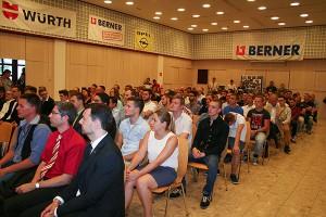 Abschlussfeier 2014-15 - Siegfried Marcus Berufsschule - 558