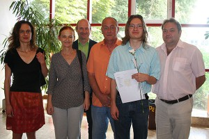 Abschlussfeier 2014-15 - Siegfried Marcus Berufsschule - 568
