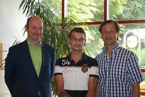 Abschlussfeier 2014-15 - Siegfried Marcus Berufsschule - 571