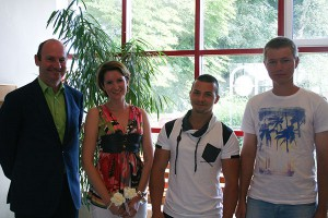 Abschlussfeier 2014-15 - Siegfried Marcus Berufsschule - 575