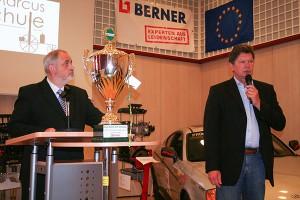 OSR Dir. Markus Fuchs und KR Helmut Neverla