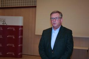 Manfred Kubik (Fahrzeuginnung, Abteilung Karosseriebaubetrieb)