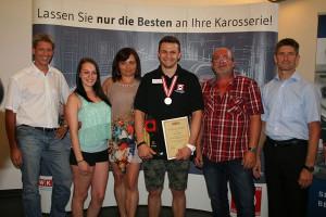 Bundeslehringswettbewerb - Siegfried Marcus Berufsschule - 303