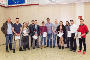 Gemeinschaftliche Abschlussfeier 4986