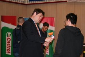 Abschlussfeier diplomierter und ausgezeichneter Schüler SKM - 4