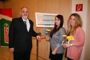 Werbefilm der KFZ-Branche wurde mit dem 2. Platz für die Siegfried Marcus Schule, Wien – mit € 1.500 prämiert