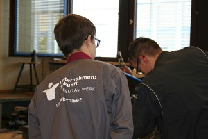 Landeslehrlingswettbewerb der Karosseriebautechniker 2015