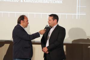 Vertriebsleiter Daniel Kapeller - AkzoNobel