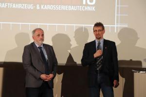 BD ORS Dipl.-Päd. Markus Fuchs und IM Ing. Georg Ringseis