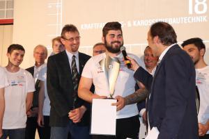 Gewinner Mihael PEJIC