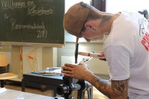 Landeslehrlingswettbewerb Siegfried Marcus Berufsschule SKM 500