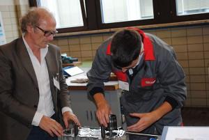 Landesmeisterschaften KFZ-Techniker - Siegfried Marcus Berufsschule - 474