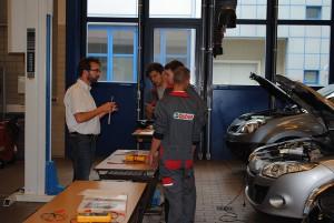 Landesmeisterschaften KFZ-Techniker - Siegfried Marcus Berufsschule - 499