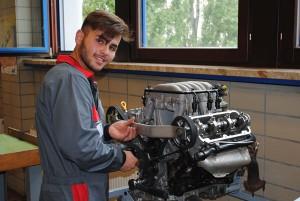 Landesmeisterschaften KFZ-Techniker - Siegfried Marcus Berufsschule - 517