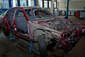 PKW Karosseriebautechnik