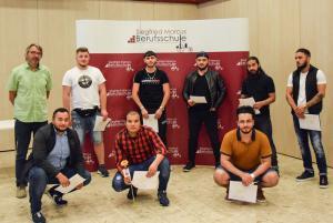 Abschlussfeier Siegfried Marcus Berufsschule Wien