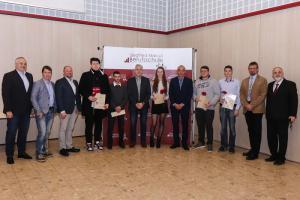 Gemeinschaftliche Abschlussfeier Jänner 2020