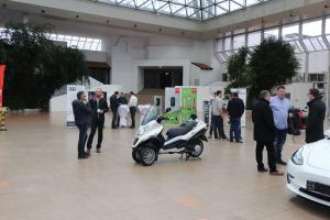 2. EV Safety Day in der Pyramide Vösendorf