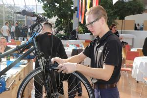 11. Europa-Cup Zweirad in der Pyramide Vösendorf
